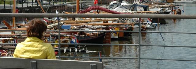 Passantenjachthaven Portus Ganda te Gent